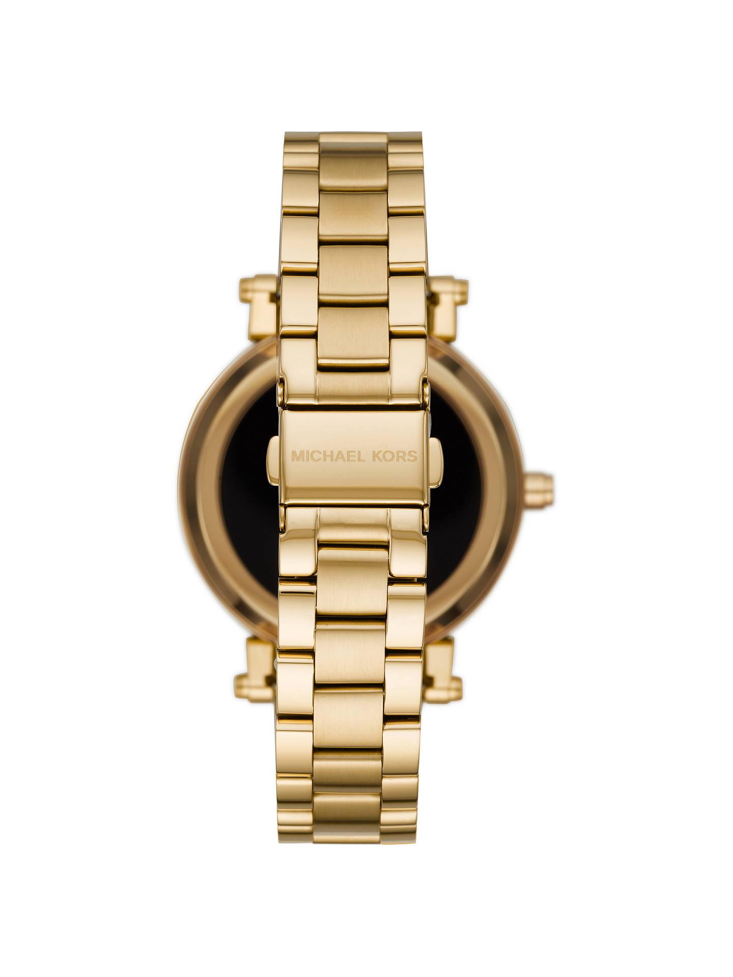 6a9b35d84d5f ... Buy Michael Kors Access MKT5021 Women s Sofie Touchscreen Smartwatch