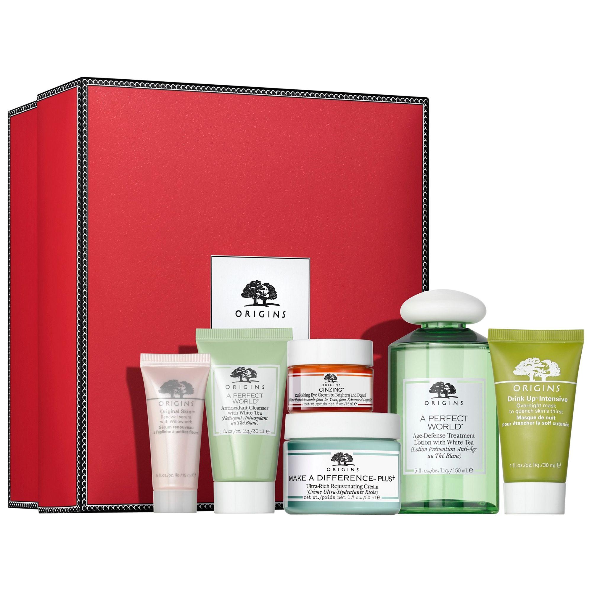 Origins Hydrate Celebrate Skincare Gift Set At John Lewis Partners