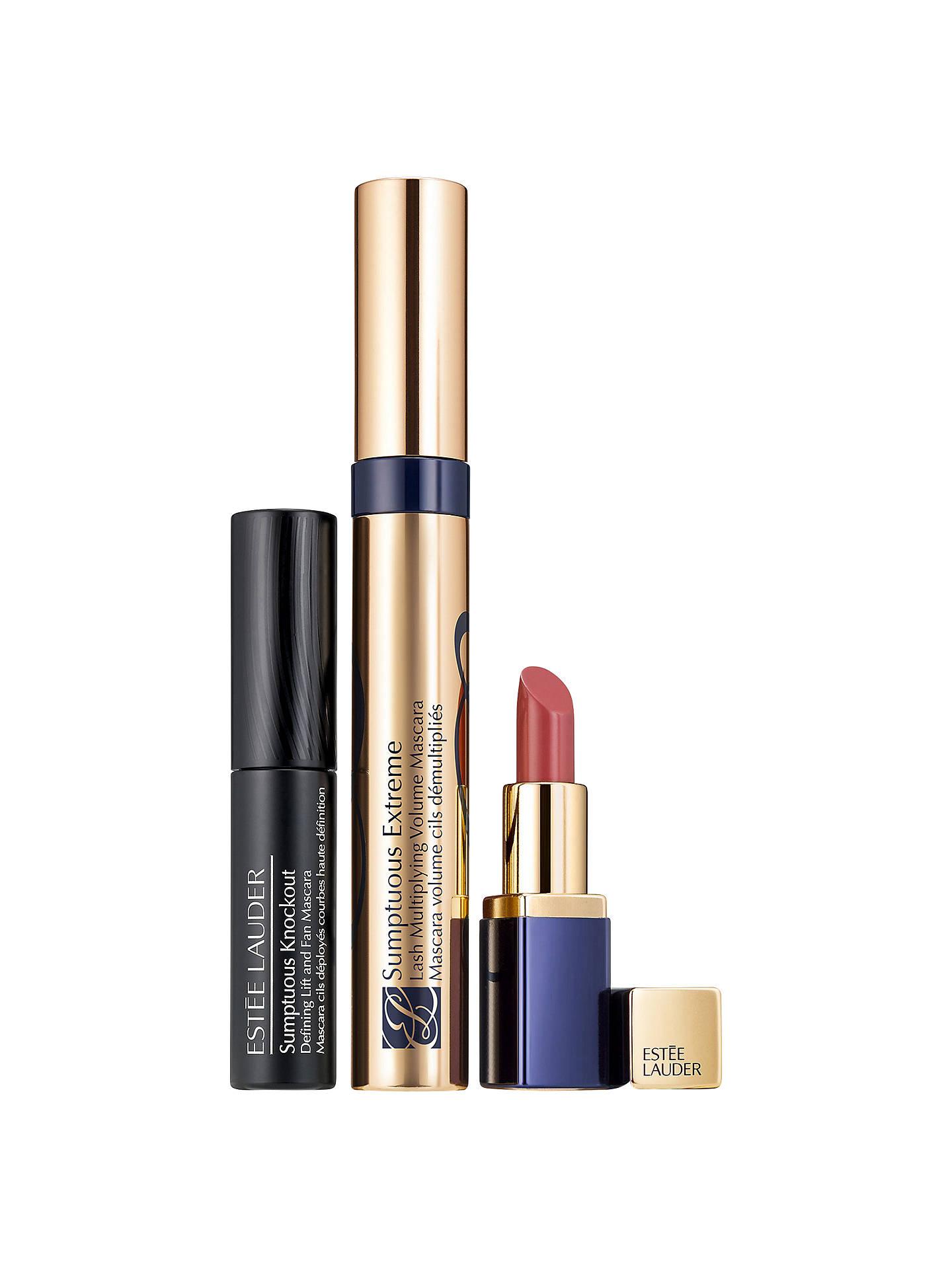 6903cbee46c Buy Estée Lauder Sumptuous Extreme Mascara Gift Set Online at johnlewis.com