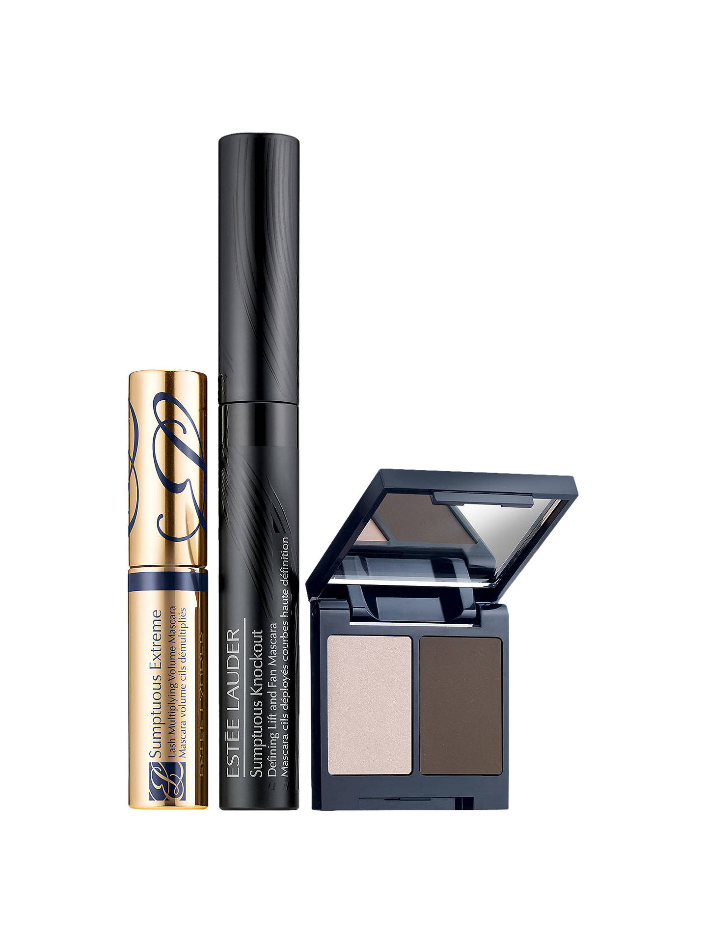0e65ffd09c0 Buy Estée Lauder Sumptuous Knockout Mascara Gift Set Online at johnlewis.com