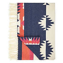 Buy John Lewis Dakara Throw, Multi Online at johnlewis.com