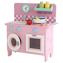 Buy My 1st Years Mini Play Kitchen, Pink Online at johnlewis.com