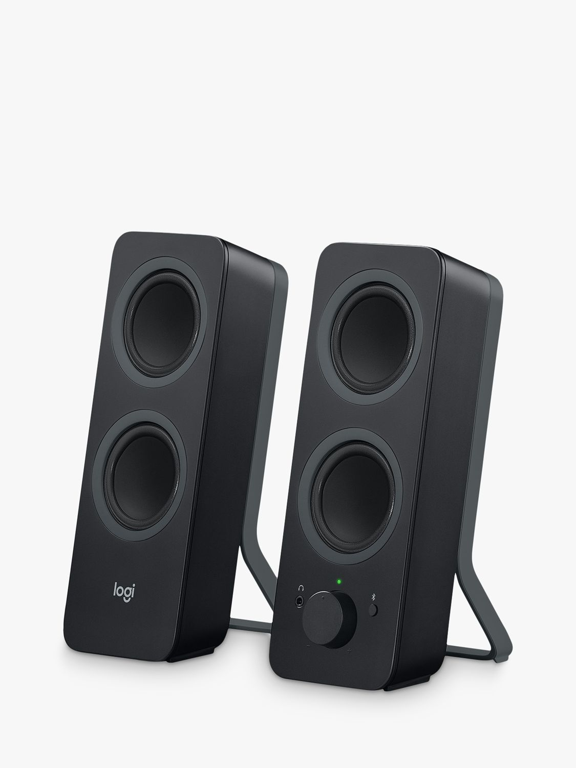 Logitech Logitech Z207 Bluetooth Computer Speakers, Black