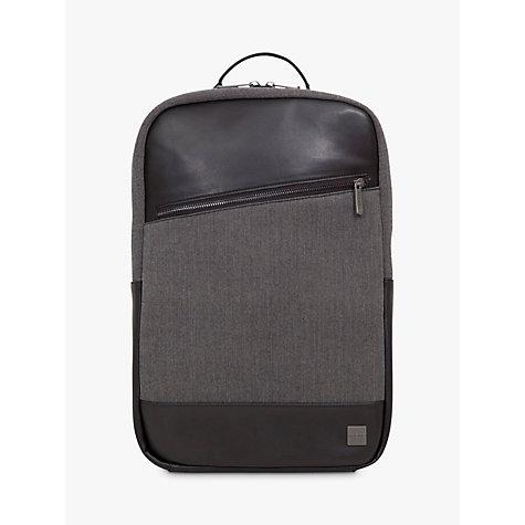 Buy Knomo Southampton 156 Laptop Backpack Grey Online At Johnlewis