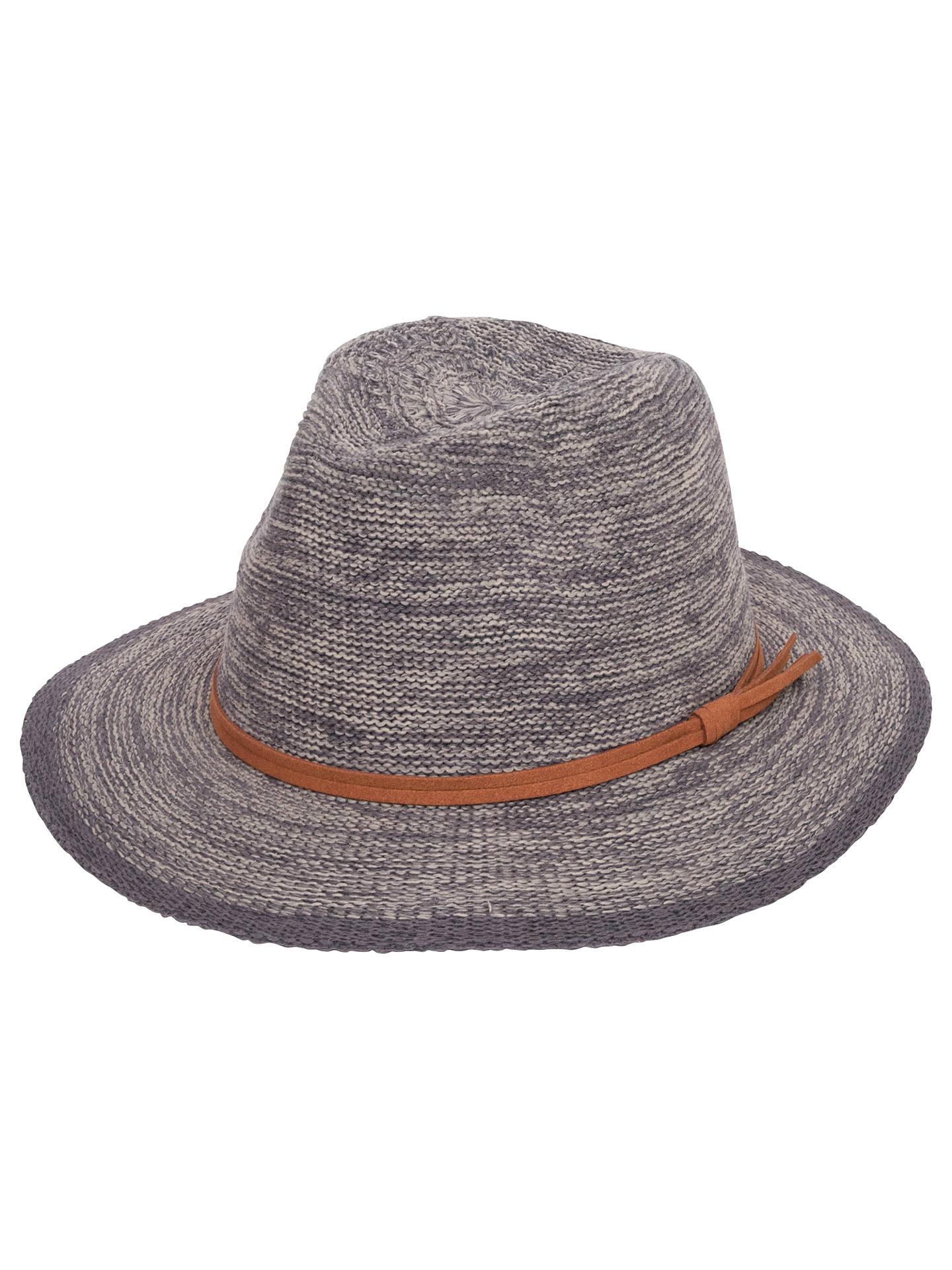 Powder Natalie Fedora Hat at John Lewis   Partners 679012f03574