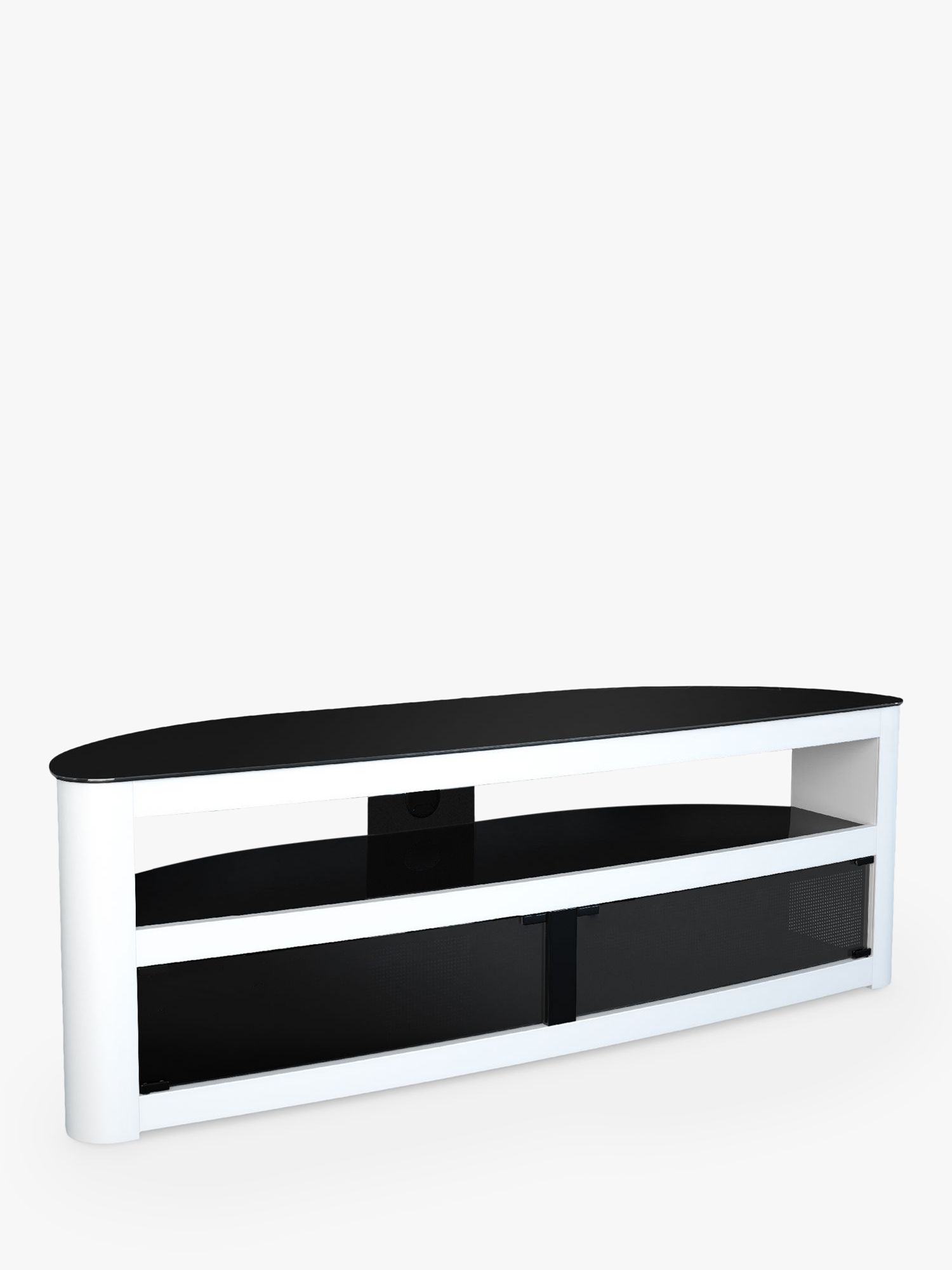 AVF AVF Affinity Premium Burghley 1500 TV Stand For TVs Up To 70, Gloss White