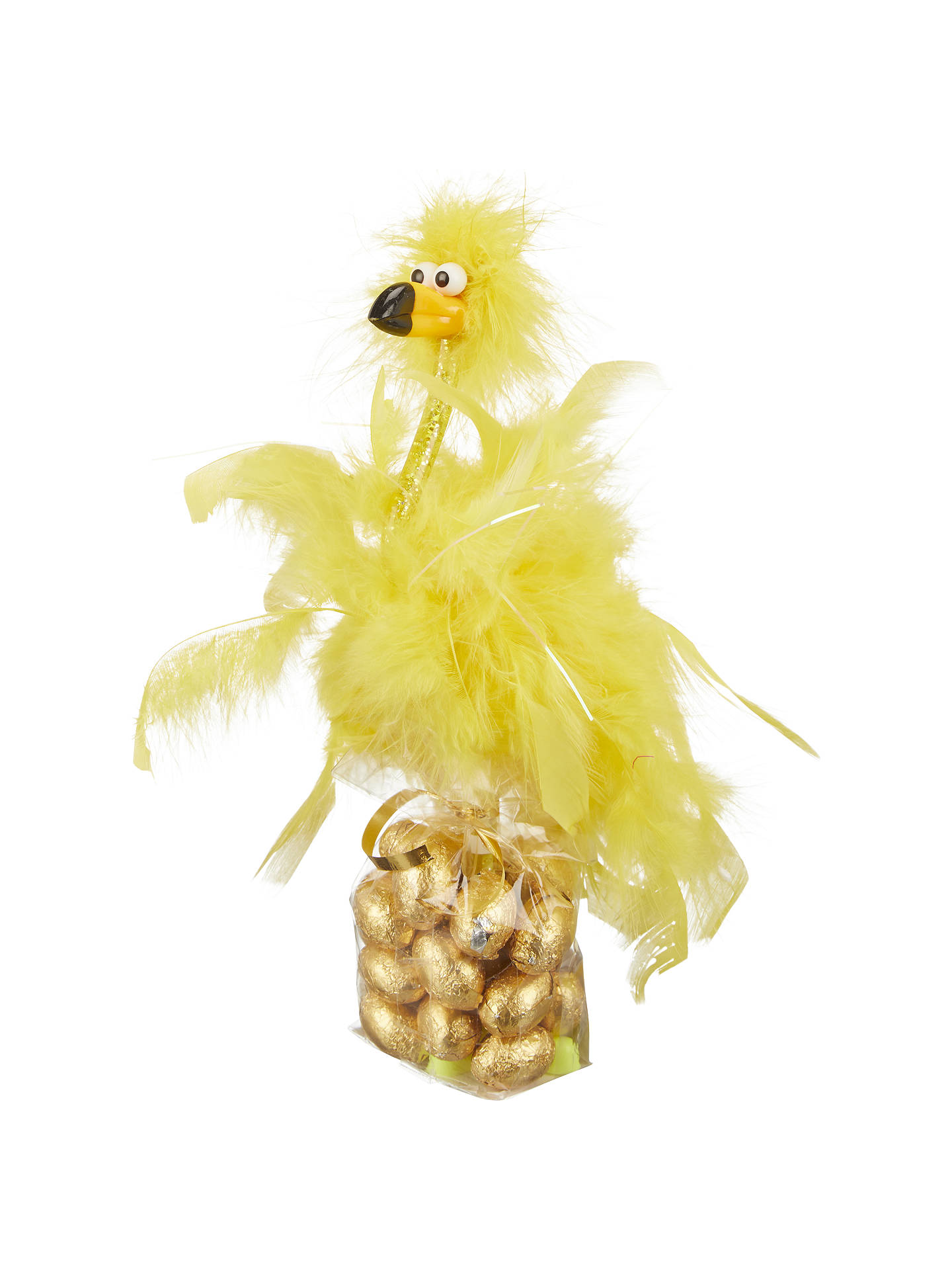 791c8f431569 Buy Candyhouse Dame Bird Pen and Foiled Mini Eggs, Assorted, 126g Online at  johnlewis ...