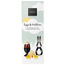 Buy Hotel Chocolat Eggs & Soldiers, 95g Online at johnlewis.com