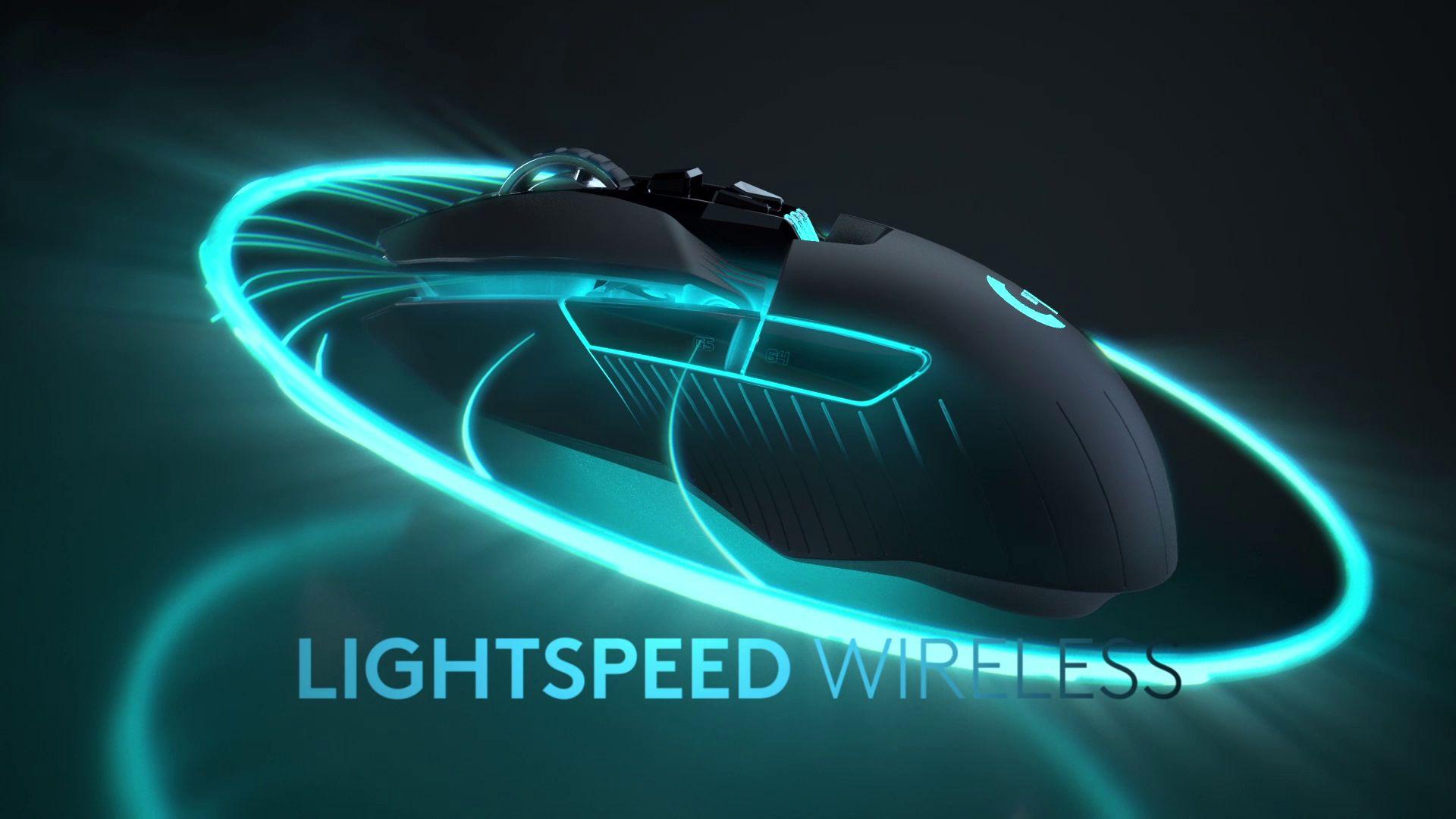 Logitech G903 Lightspeed Wireless Gaming Mouse, Black at John Lewis ...
