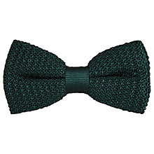 Buy Reiss Dexter Knitted Silk Bow Tie Online at johnlewis.com