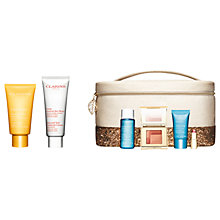 Buy Clarins SOS Comfort Mask and Hand & Nail Treatment Cream with Gift Online at johnlewis.com