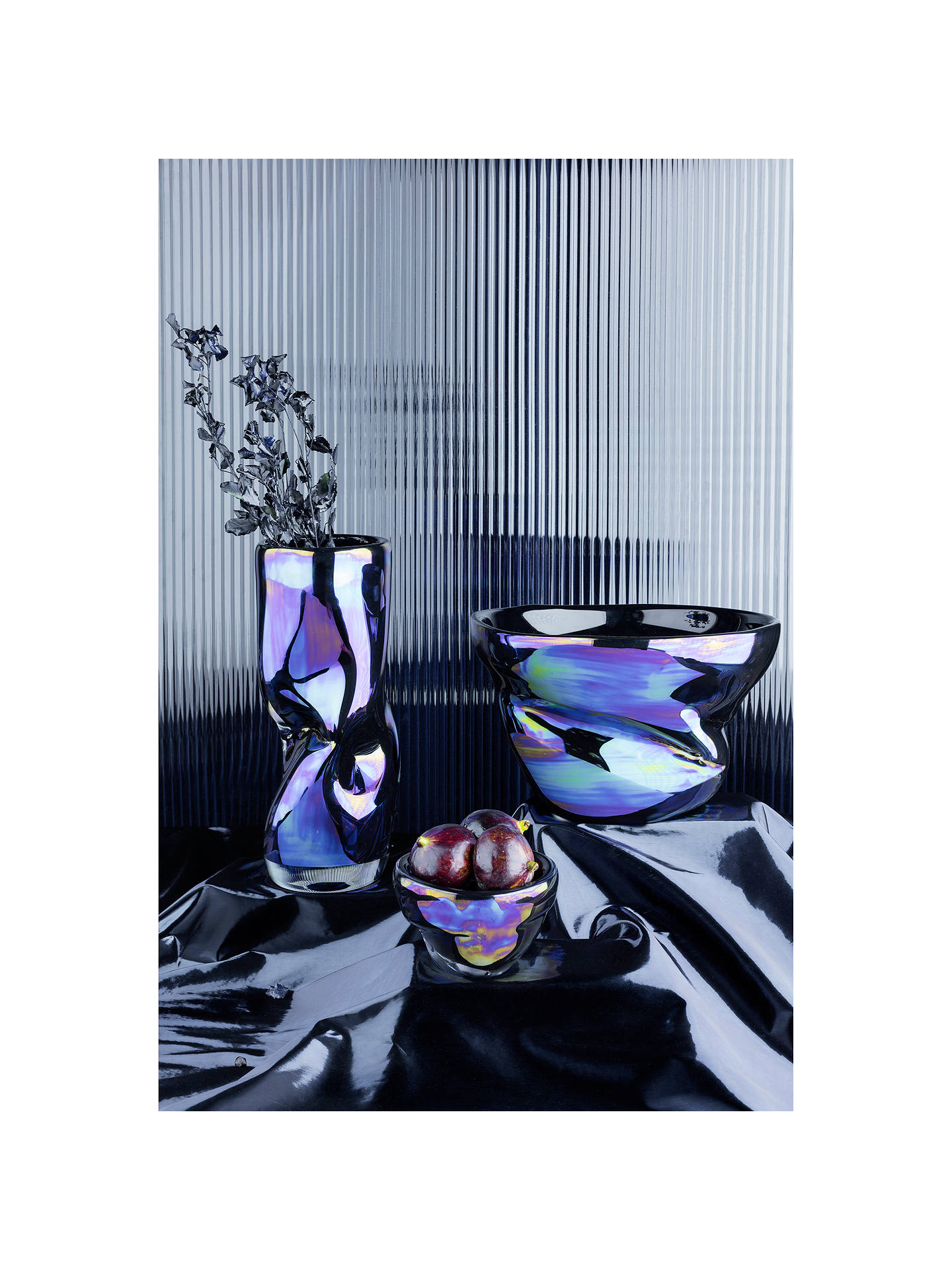 Buy Tom Dixon Warp Bowl, Small Online at johnlewis.com