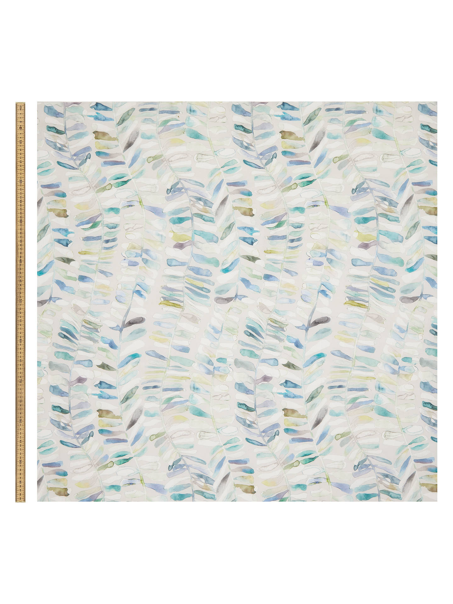 Buy Voyage Colwin Furnishing Fabric, Capri Online at johnlewis.com