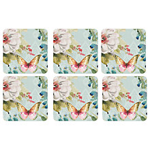Buy Portmeirion Breeze Coasters, Multi, Set of 6 Online at johnlewis.com
