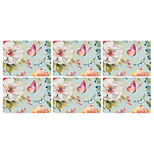 Buy Portmeirion Breeze Placemats, Multi, L30.5cm, Set of 6 Online at johnlewis.com