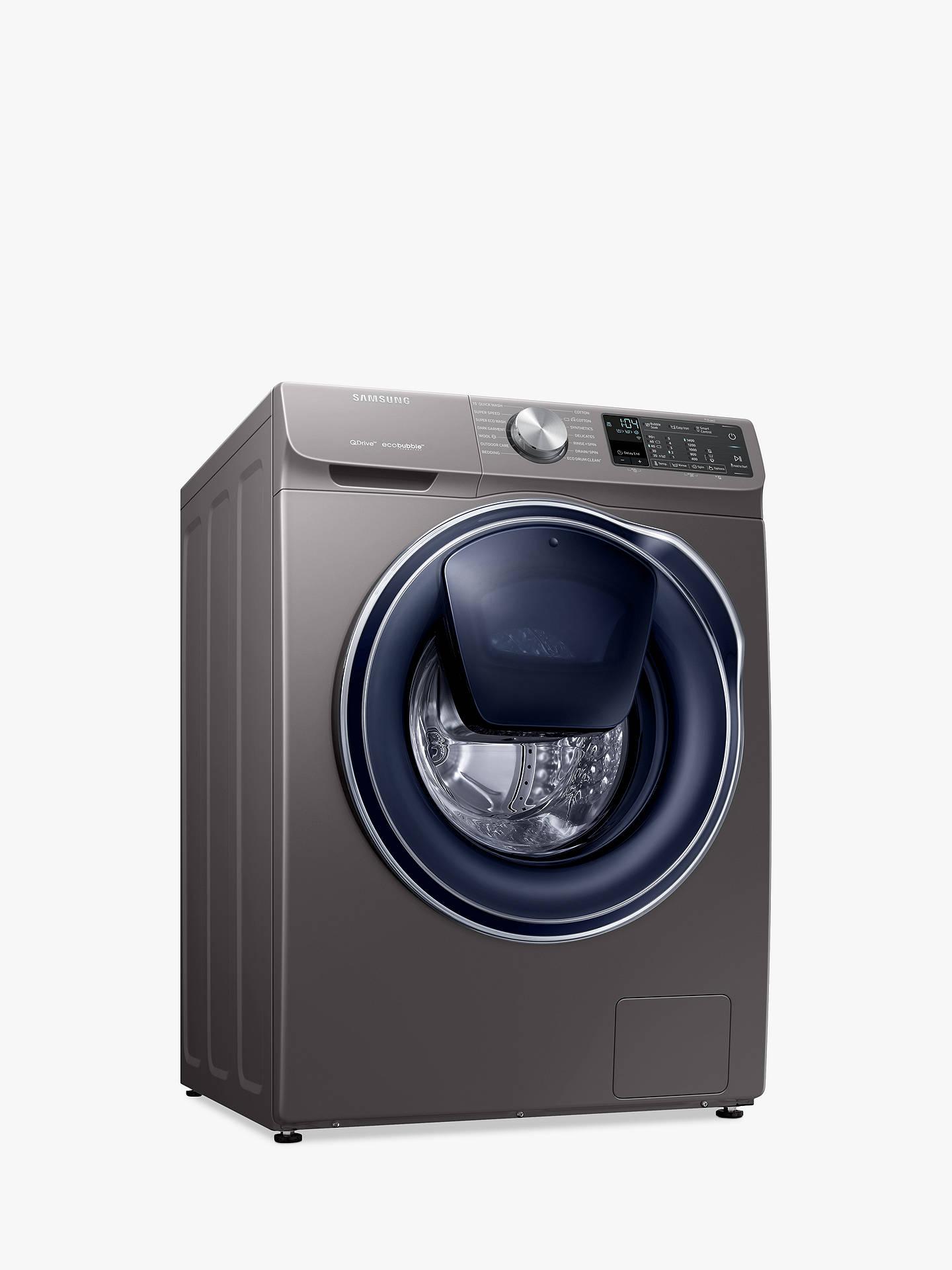Samsung Quickdrive Ww90m645opoeu Freestanding Washing Machine 9kg