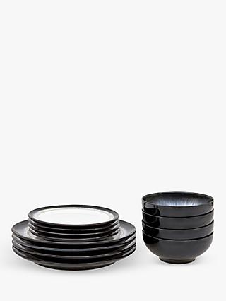 Denby Halo Dinnerware Set, 12 Pieces