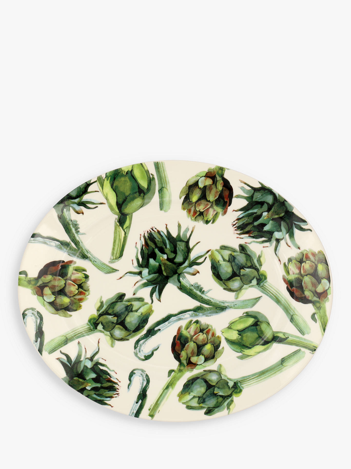 2e8173445a6b BuyEmma Bridgewater Vegetable Garden Artichoke Platter