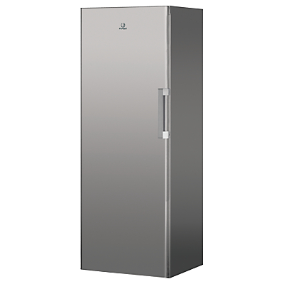 Indesit UI6F1TSUK.1 Freezer, A+ Energy Rating, 60cm Wide, Silver