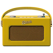 Buy ROBERTS Revival Uno DAB/DAB+/FM Digital Radio with Alarm Online at johnlewis.com