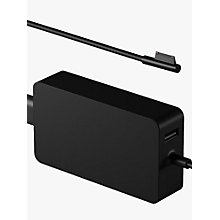 Buy Microsoft Surface 102W Power Supply for Surface Book Online at johnlewis.com