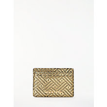 Buy MICHAEL Michael Kors Money Pieces Leather Card Holder Online at johnlewis.com