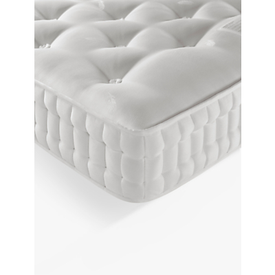 John Lewis Natural Collection Egyptian Cotton 7000 Luxury Support, Double, Firm Tension Pocket Spring Mattress
