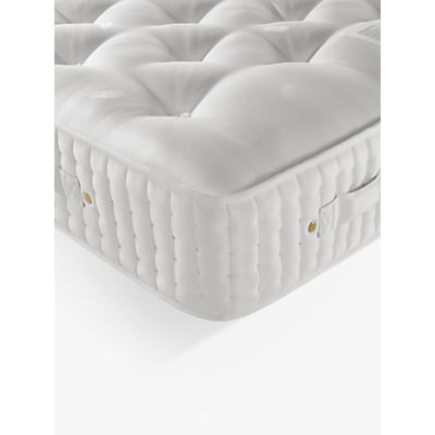 John Lewis Natural Collection Goat Angora 14000 Comfort Support, King Size, Firm Tension Pocket Spring Mattress