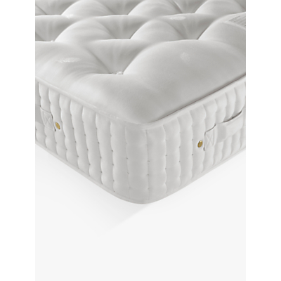 John Lewis Natural Collection Goat Angora 14000 Comfort Support, Super King Size, Firm Tension Pocket Spring Zip Link Mattress