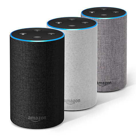 buy amazon echo smart speaker with alexa voice recognition. Black Bedroom Furniture Sets. Home Design Ideas