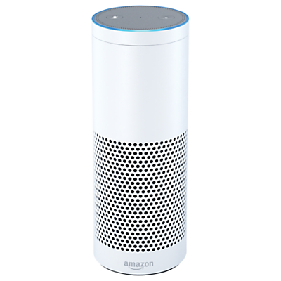 Image of Amazon Echo Plus Smart Speaker with Built-in Smart Home Hub with Alexa Voice Recognition & Control