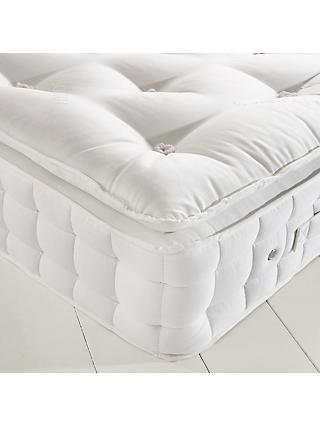 Hypnos Special Superb Pillow Top Pocket Spring Mattress, Firm, King Size