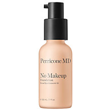 Buy Perricone MD No Makeup Foundation, 30ml Online at johnlewis.com