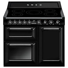 Buy Smeg TR103I Victoria Rangecooker with Induction Hob Online at johnlewis.com