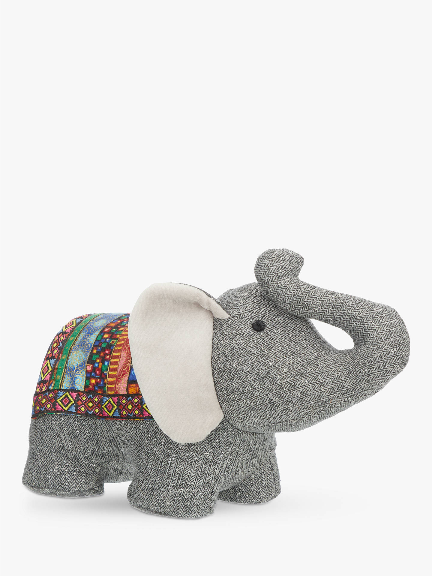 Buy John Lewis & Partners Elephant Door Stop Online at johnlewis.com