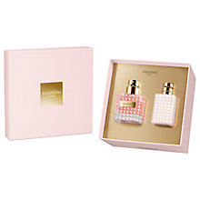 Buy Valentino Donna 50ml Eau de Parfum Fragrance Gift Set Online at johnlewis.com