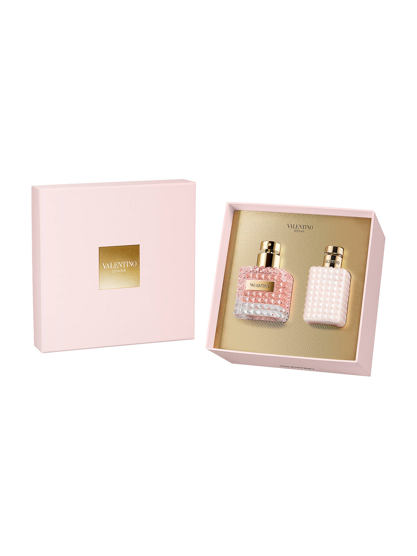 BuyValentino Donna 50ml Eau de Parfum Fragrance Gift Set Online at johnlewis.com