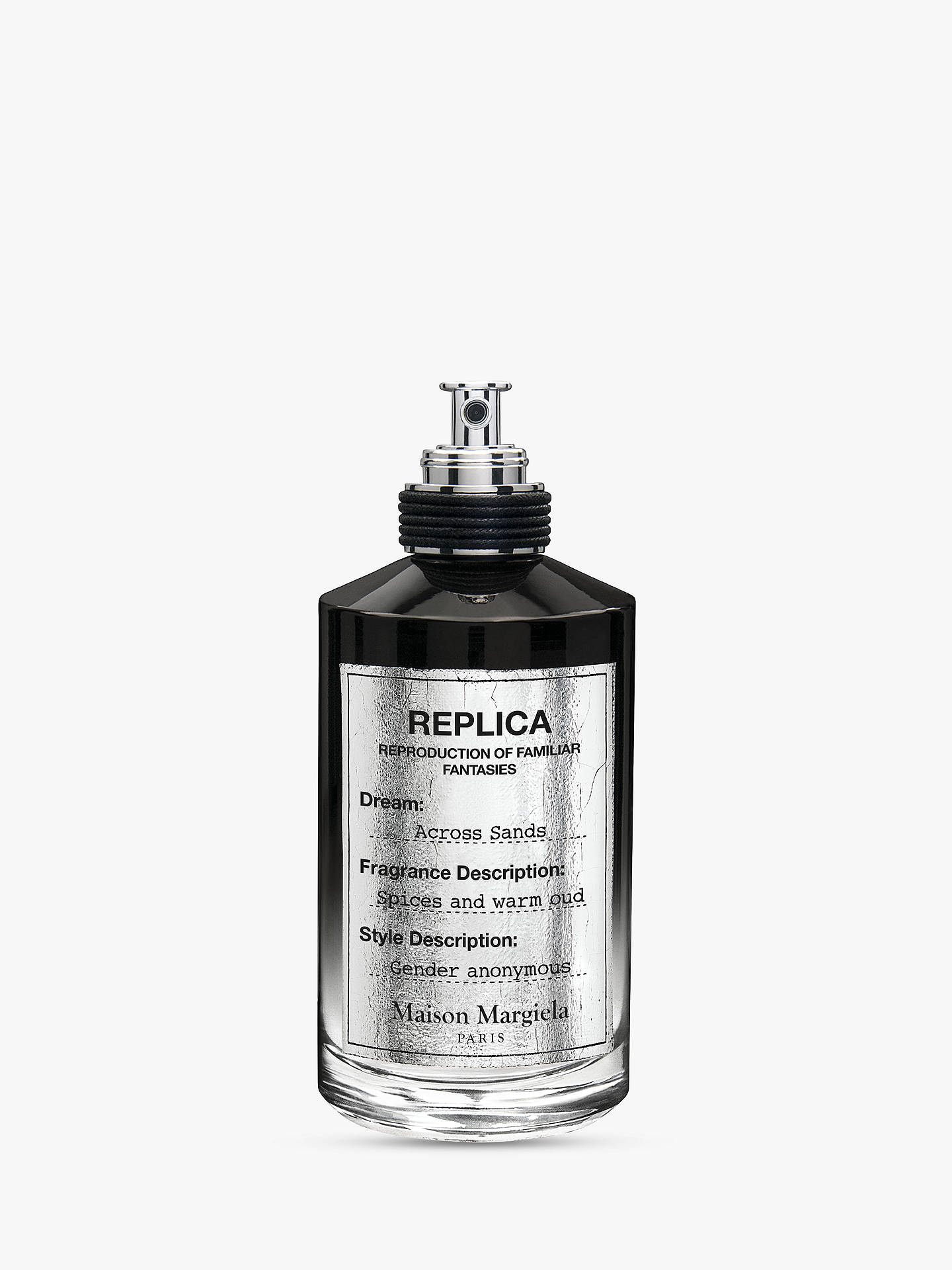 BuyMaison Margiela Replica Across Sands Eau de Parfum, 100ml Online at johnlewis.com
