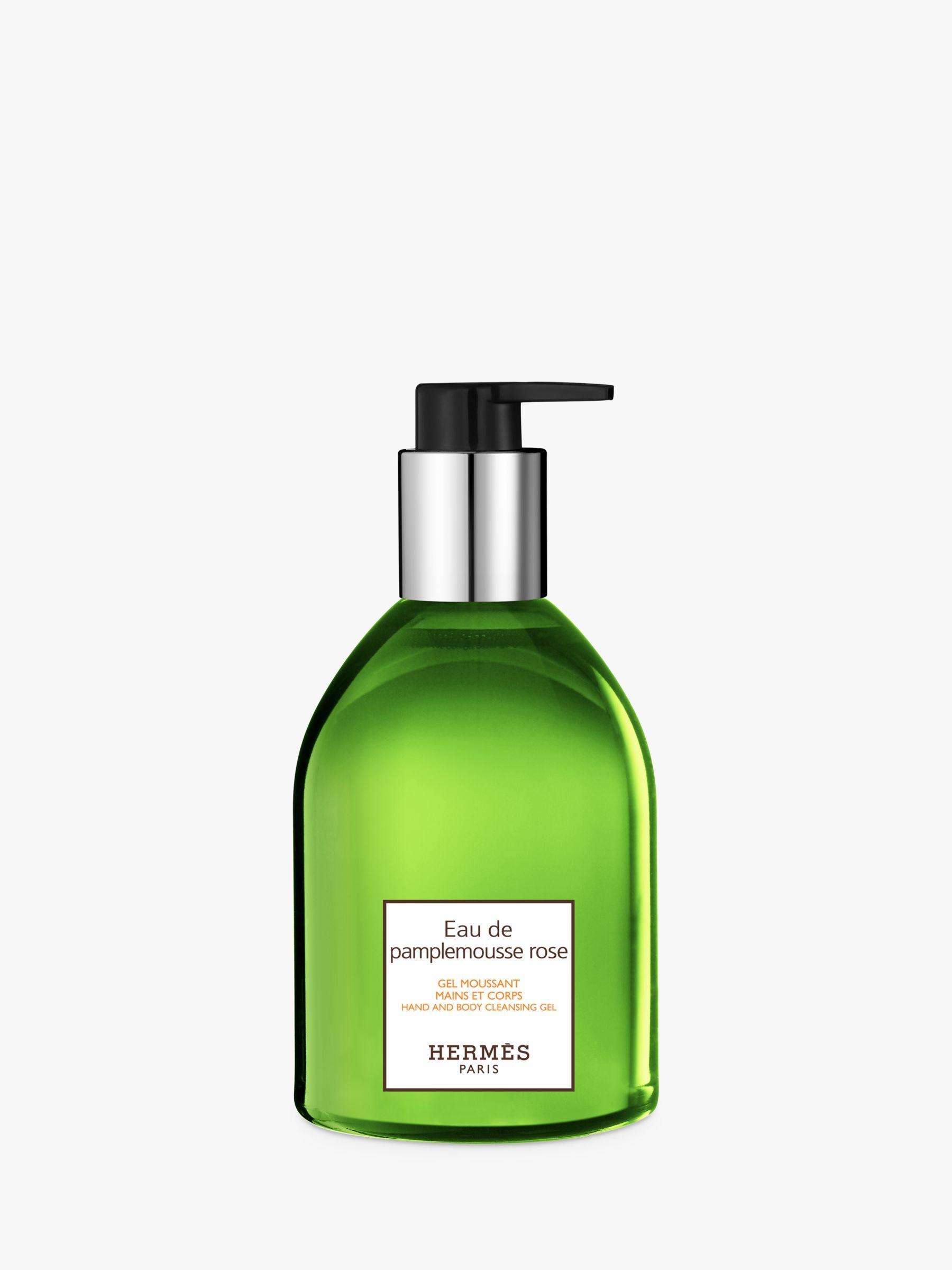 Hermes HERMÈS Eau de Pamplemousse Rose Hand & Body Cleansing Gel, 300ml