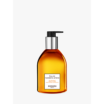 HERMÈS Eau De Mandarine Ambrée Hand & Body Cleansing Gel, 300ml