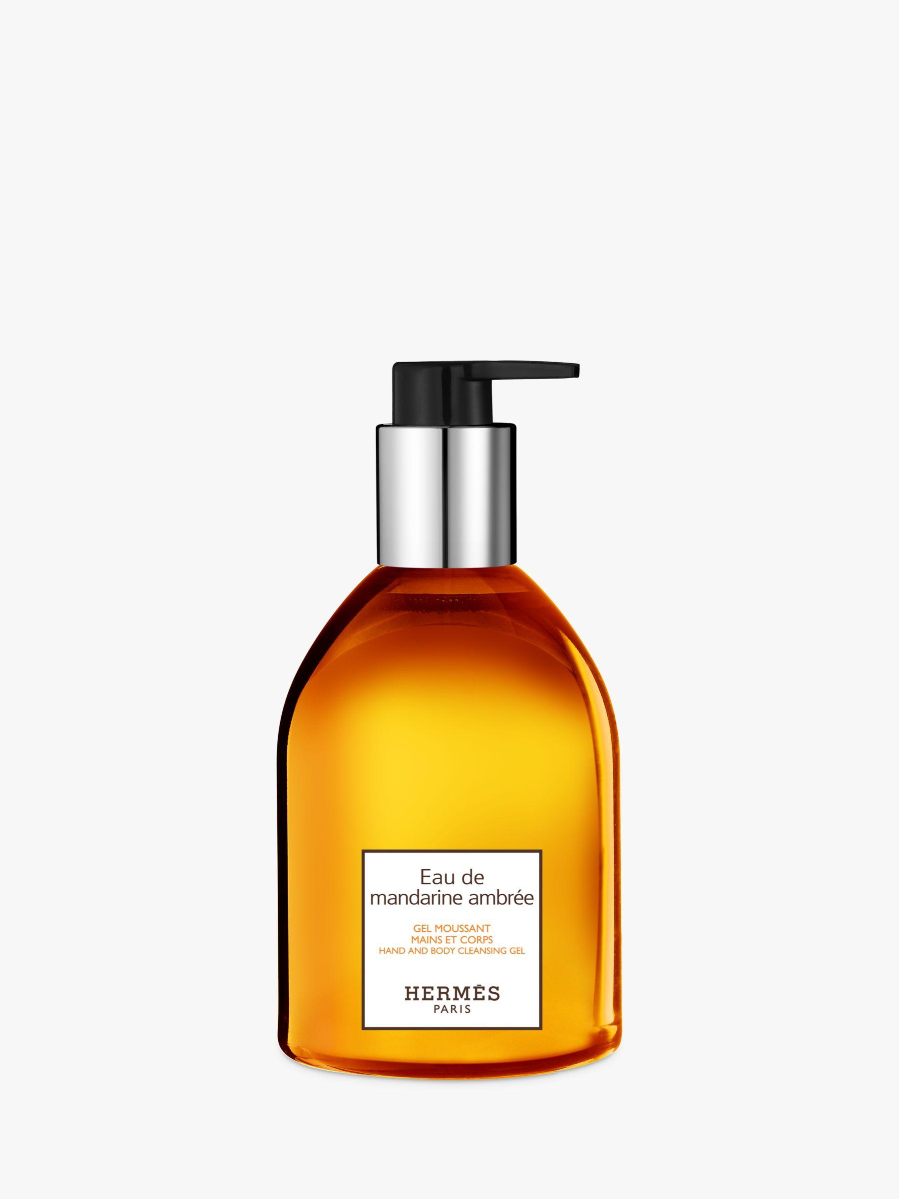 Hermes HERMÈS Eau De Mandarine Ambrée Hand & Body Cleansing Gel, 300ml