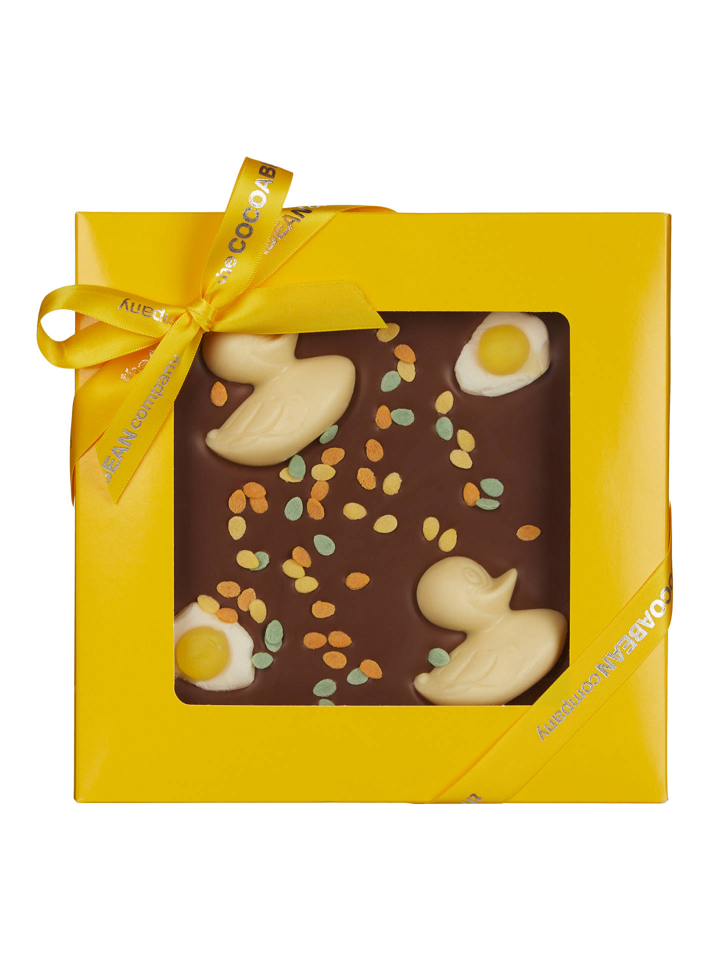 BuyCocoa Bean Co Milk Chocolate Slab, 200g Online at johnlewis.com