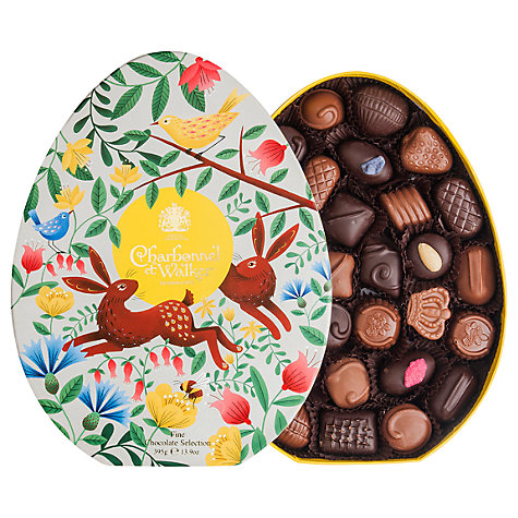 Chocolate chocolate gifts john lewis buy charbonnel et walker easter selection box 395g online at johnlewis negle Choice Image