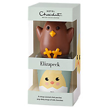 Buy Hotel Chocolat Elizapeck Chocolate Chick, 98g Online at johnlewis.com