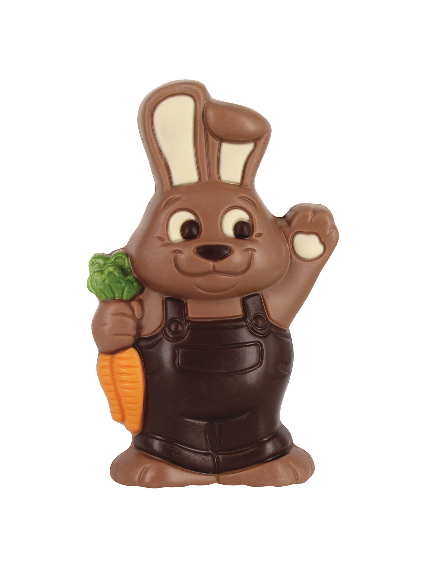 27e4c7b1f28a BuyMilk Chocolate Bunny with Carrot, 75g Online at johnlewis.com ...