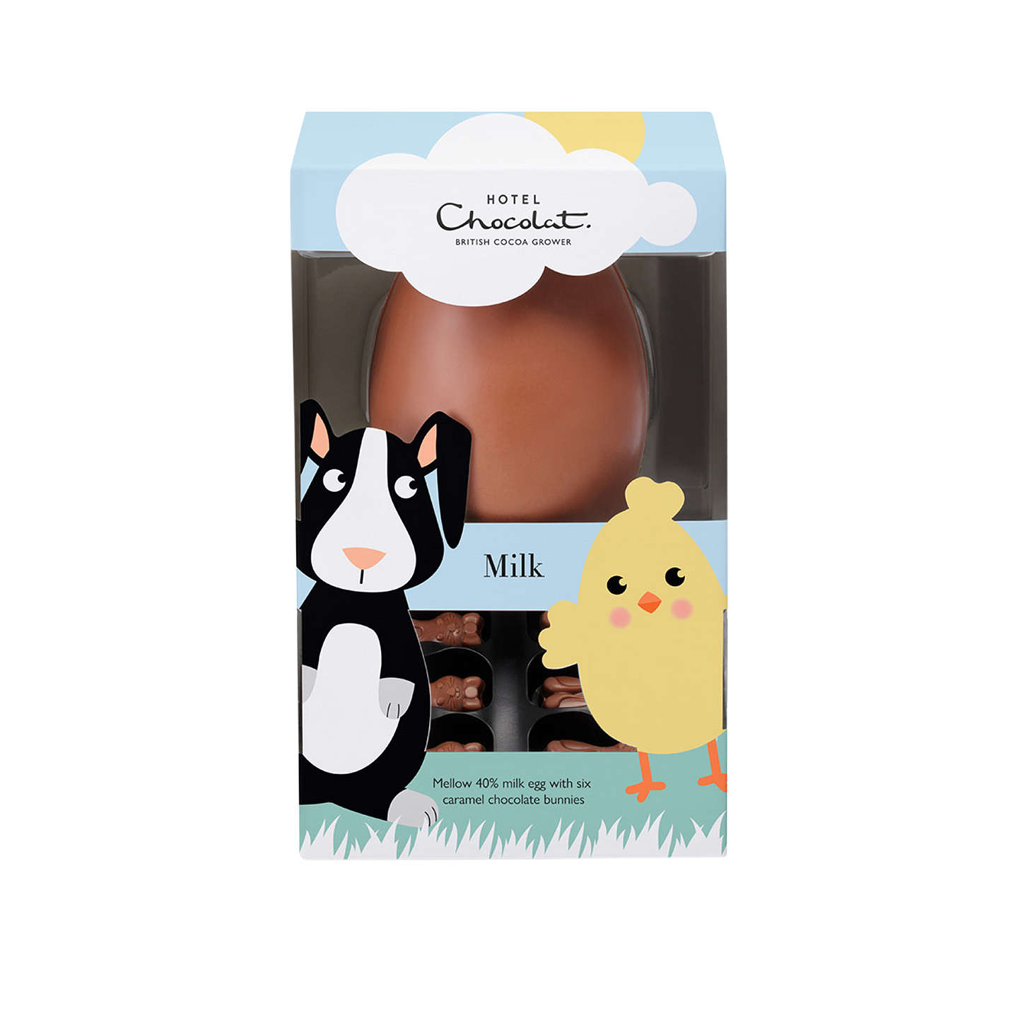 Hotel chocolat childrens easter egg 160g at john lewis buyhotel chocolat childrens easter egg 160g online at johnlewis negle