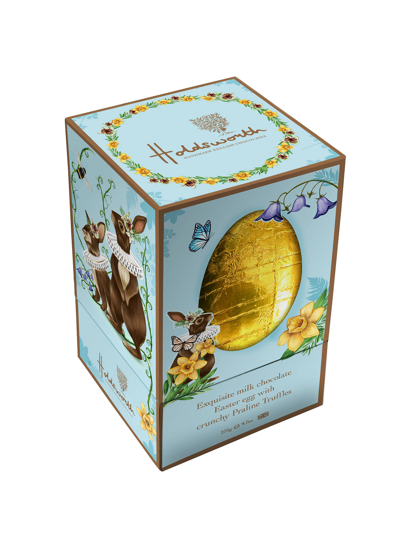 BuyHoldsworth Luxury Grown Up Easter Egg, 275g Online at johnlewis.com