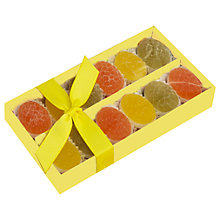 Buy Double Fruit Jelly Easter Eggs, 240g Online at johnlewis.com