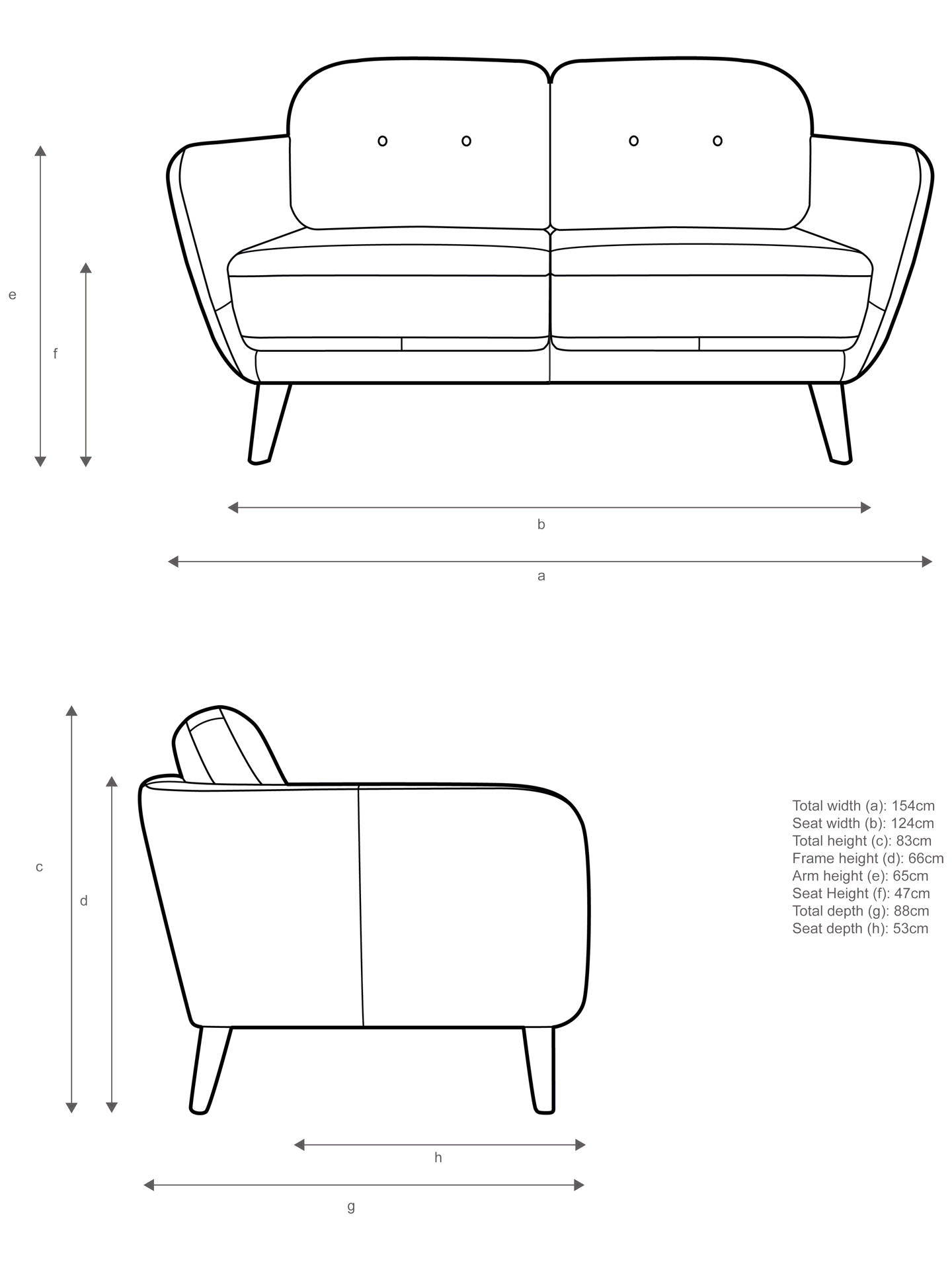 Miraculous House By John Lewis Arlo Small 2 Seater Leather Sofa Dark Leg Milan Taupe Spiritservingveterans Wood Chair Design Ideas Spiritservingveteransorg