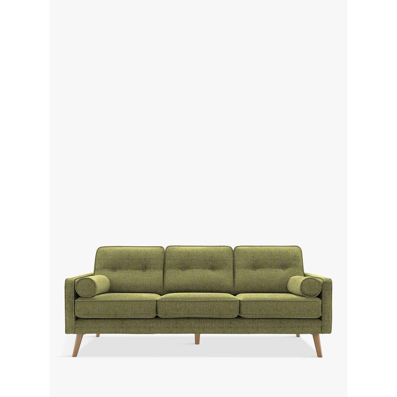 g plan vintage the sixty five large 3 seater sofa ash leg at john lewis. Black Bedroom Furniture Sets. Home Design Ideas